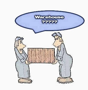 Concept of warehouse
