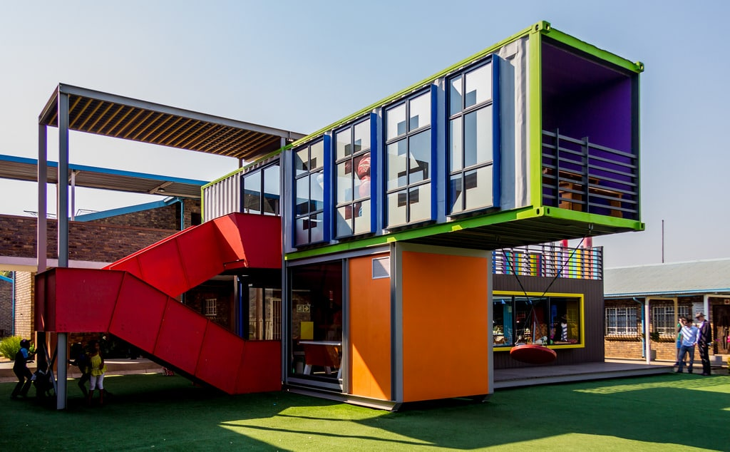 Innovative Uses of Shipping Containers