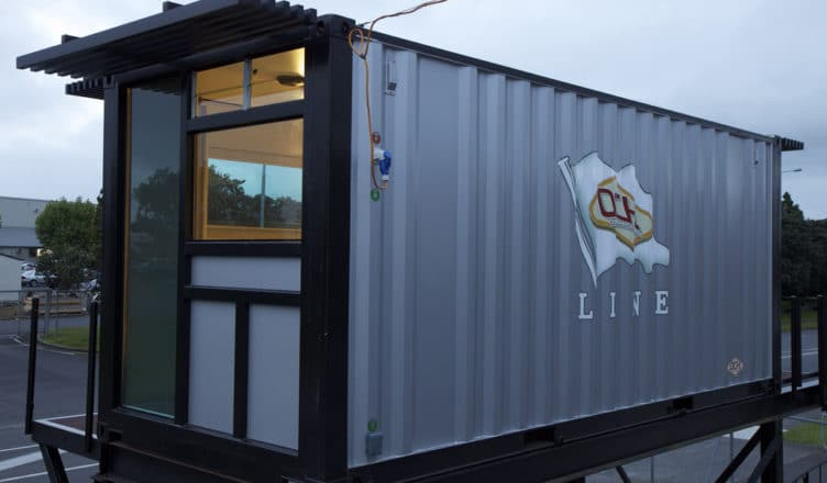 mistakes while constructing a shipping container home
